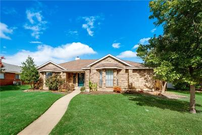 Collin County Single Family Home For Sale: 709 Cottonwood Drive