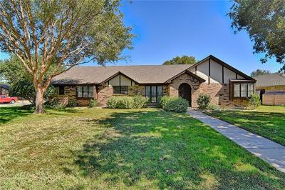 Mansfield Single Family Home For Sale: 1324 Chestnut Road