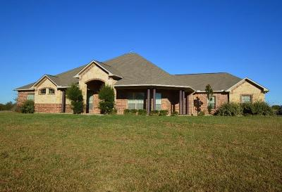 Terrell Single Family Home For Sale: 9725 Co Road 309 Road