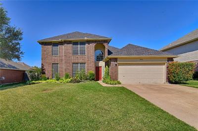 Mansfield Single Family Home For Sale: 2503 Elliott Avenue