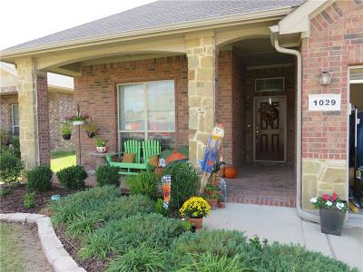 Weatherford Single Family Home For Sale: 1029 Jodie Drive