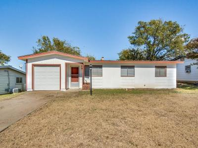 Bridgeport Single Family Home For Sale: 1017 Newby Avenue