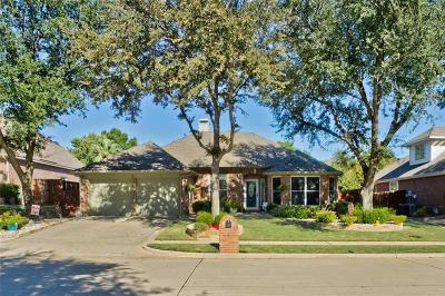 Flower Mound Single Family Home For Sale: 2200 Becket Drive