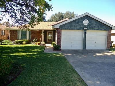 Fort Worth Single Family Home For Sale: 6320 Canyon Circle