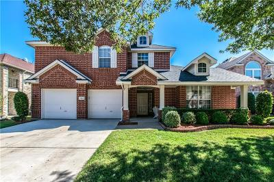 Rowlett Single Family Home For Sale: 7914 Killarney Lane
