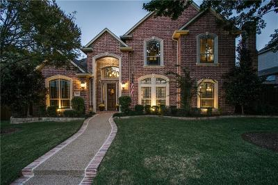 Plano Single Family Home For Sale: 8100 Rosemont Drive