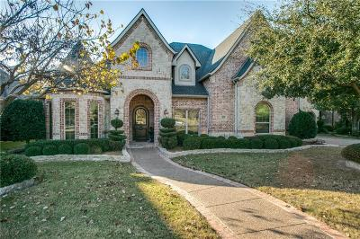 McKinney Single Family Home For Sale: 2124 Surrey Lane