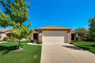 Frisco Single Family Home Active Option Contract: 7788 Whirlwind Drive