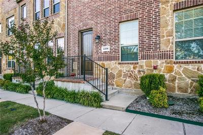Carrollton Townhouse For Sale: 4236 Charles Road