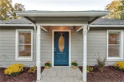 McKinney Single Family Home For Sale: 520 N Wood Street