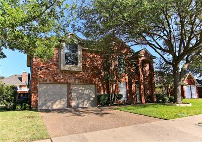 Mckinney Single Family Home For Sale: 2201 Cimarron Road