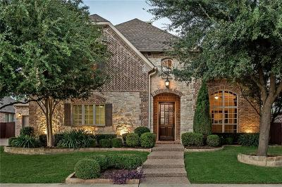 Mckinney Single Family Home Active Option Contract: 8100 Connestee Drive