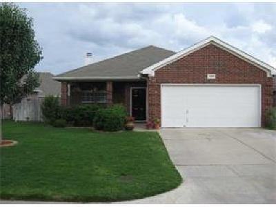 Fort Worth Single Family Home For Sale: 6209 Stockton Drive