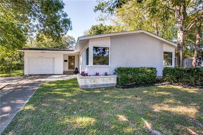 Dallas Single Family Home For Sale: 9785 Twin Creek Circle