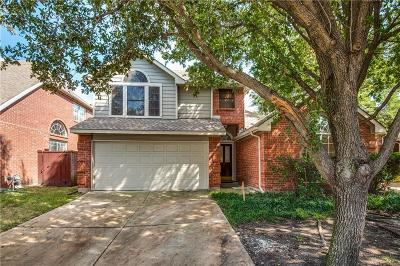 Irving Single Family Home For Sale: 200 Morning Star Court