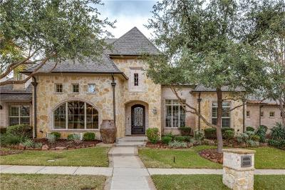 Mckinney Single Family Home For Sale: 2316 Highgate Drive