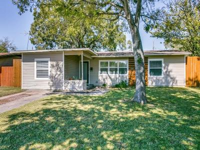 Dallas Single Family Home For Sale: 11737 Fernald Avenue