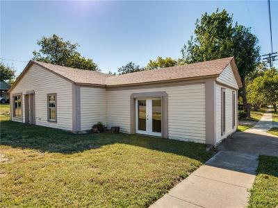 McKinney Single Family Home For Sale: 901 S Tennessee Street