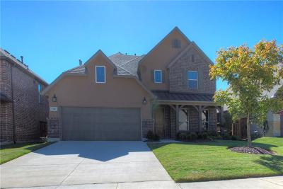 Mckinney Single Family Home For Sale: 709 Old Salado Road