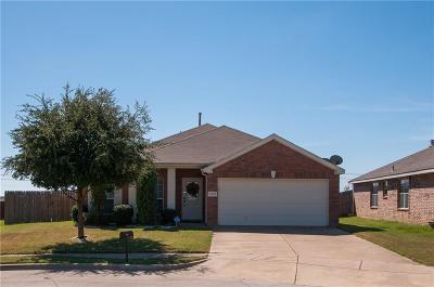 Arlington Single Family Home For Sale: 8206 La Frontera Trail