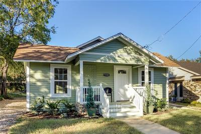 Frisco Single Family Home For Sale: 7258 Pecan Street