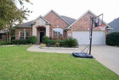 Mckinney Single Family Home For Sale: 7801 Owl Creek Lane
