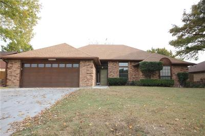 Single Family Home For Sale: 6620 Bayberry Drive