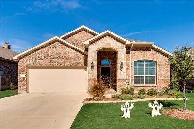 Weatherford Single Family Home For Sale: 1112 Vaughna Drive