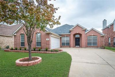 Allen Single Family Home For Sale: 809 Water Oak Drive