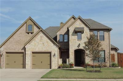 Single Family Home For Sale: 435 Chisholm Trail