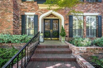 Dallas Single Family Home For Sale: 4 Glenshire Court