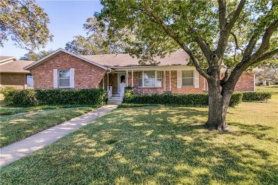 Garland Single Family Home For Sale: 1406 Briar Hollow Lane