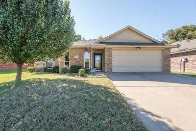 Mabank Single Family Home For Sale: 10125 Cherokee Lane