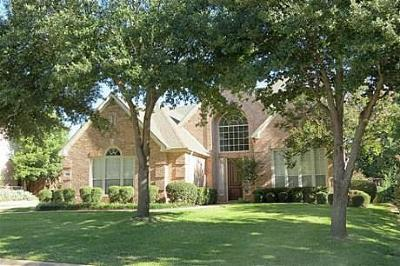 Southlake Single Family Home For Sale: 714 Ashleigh Lane