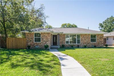 Richardson Single Family Home For Sale: 607 Downing Drive