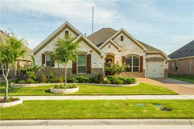 Frisco Single Family Home For Sale: 9612 Corinth