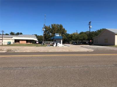 Quitman Commercial For Sale: 111 W Bermuda Street
