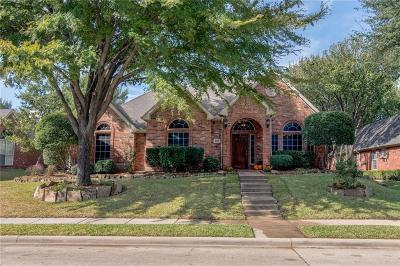 Allen Single Family Home Active Option Contract: 610 Bel Air Drive