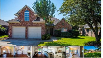 Bedford, Euless, Hurst Single Family Home For Sale: 2708 Willow Creek Court