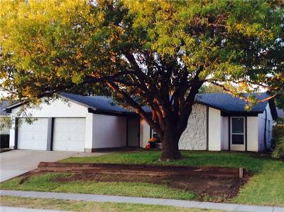 Watauga Single Family Home Active Option Contract: 6457 Starnes Road