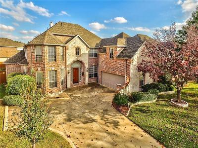 Allen Single Family Home For Sale: 707 Wheaton Court
