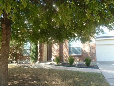 Fort Worth Single Family Home For Sale: 8536 Santa Ana Drive