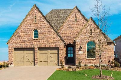 Prosper Single Family Home For Sale: 1700 Pebblebrook Lane