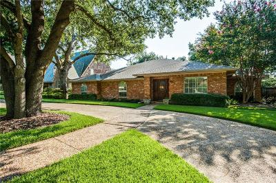 Dallas Single Family Home For Sale: 9607 Winding Ridge Drive