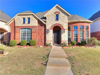 Lavon Single Family Home Active Option Contract: 659 Bonham Drive