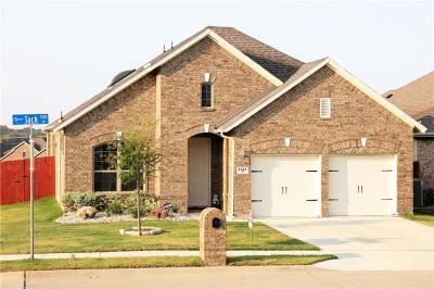 Sachse Single Family Home For Sale: 3324 Tack Lane