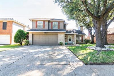 Grand Prairie Single Family Home For Sale: 2817 Garden Grove Road