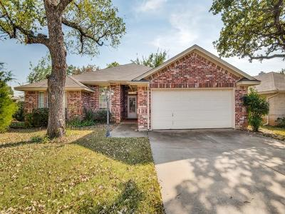 North Richland Hills Single Family Home For Sale: 8608 Matt Drive