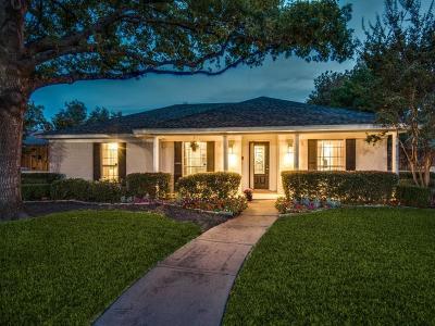 Richardson Single Family Home For Sale: 1307 Melrose Drive