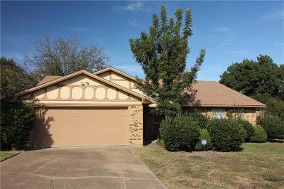 Fort Worth Single Family Home For Sale: 3600 Santa Rita Drive